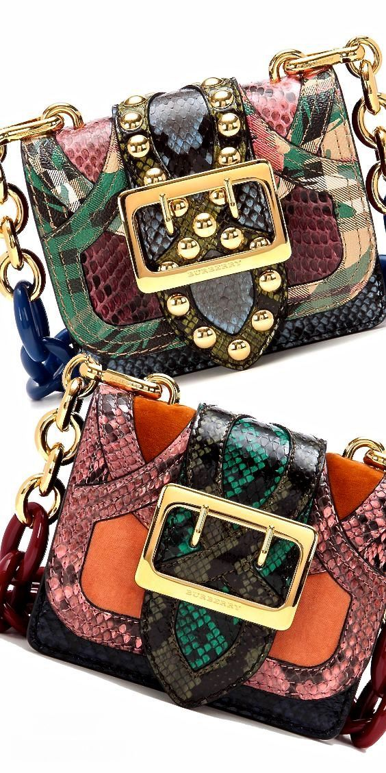 Burberry Handbags New Collection