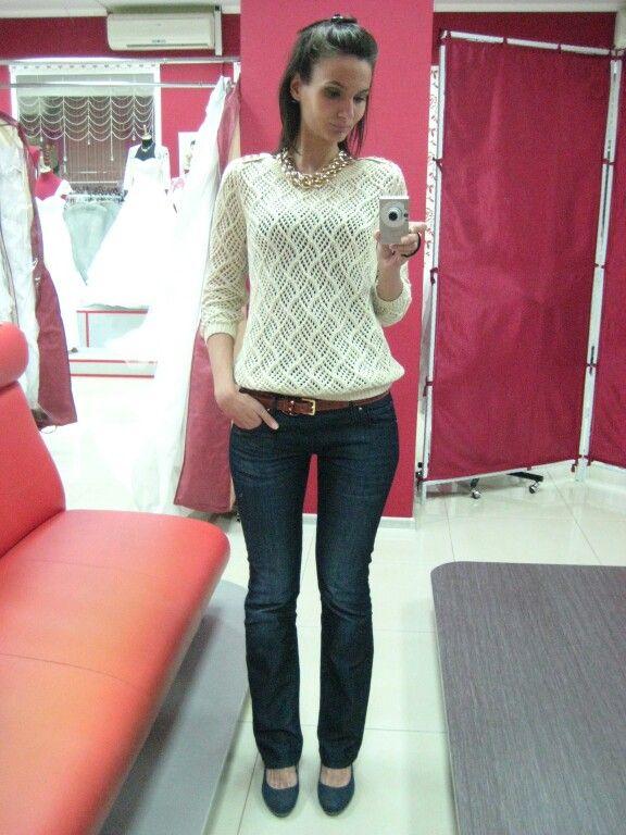Classy pullover