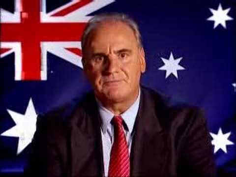 Sam Kekovich - Australia Day address to the nation (comedy)
