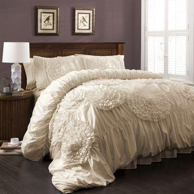 3-Piece Addison Comforter Set & Reviews   Joss & Main
