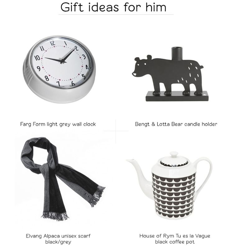 Gifts available from Northlight Homestore