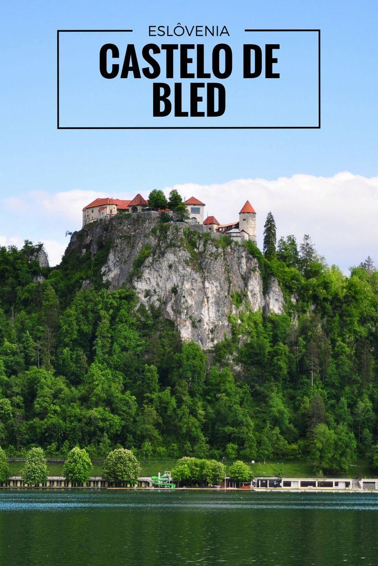 Roteiro de viagem para o Lago e Castelo de Bled na Eslovênia.