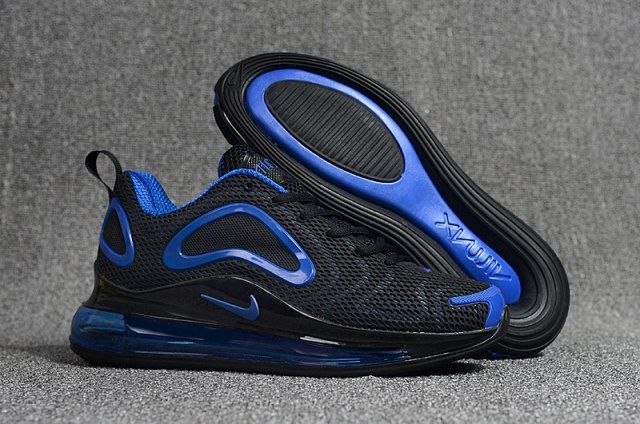 Quality Ah2924 Max Air High Kpu Black Men's Nike 720 Royal 400 Blue lFK1cJ