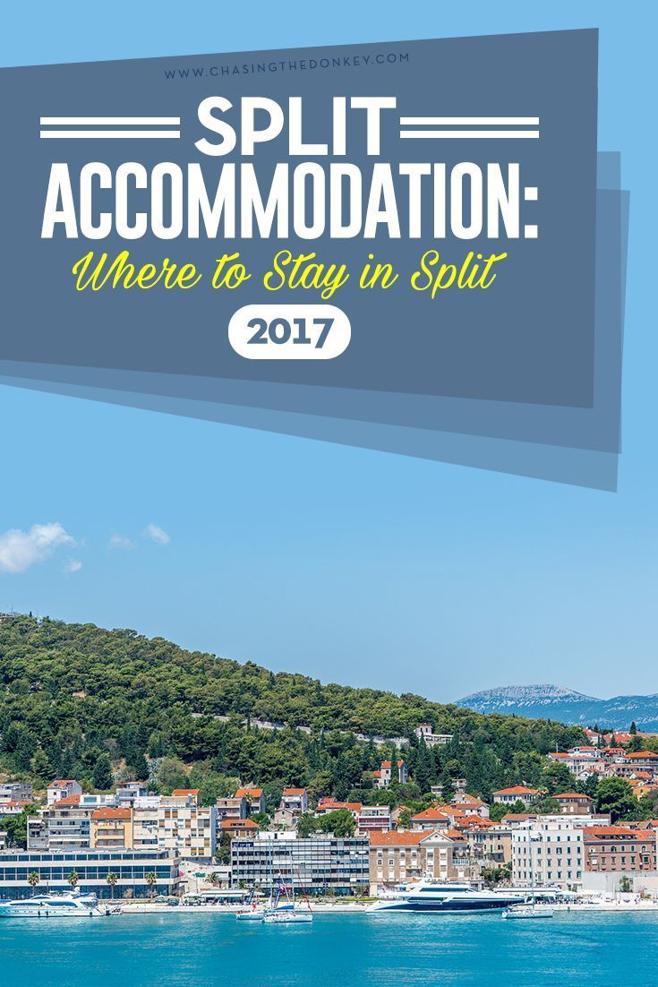 Split Accommodation: Where to Stay in Split 2017. Welcome - I guess you are planning your holidays to Split huh? You've made an excellent choice. It's no secret that a tour of Croatia has become a top travel choice of late. While Dubrovnik seems to be attracting the lion's share of attention in this regard, there are other places in the country that are worth a stop; one fabulous place is Split.
