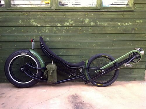 cool recumbent bike & 99 best recumbent images on Pinterest | Recumbent bicycle Custom ... islam-shia.org