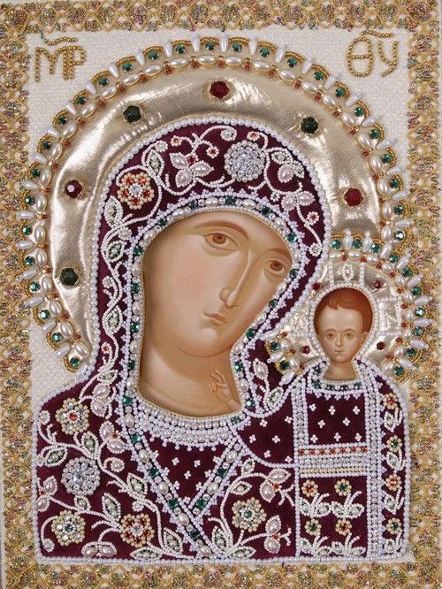 Mother of God of Kazan