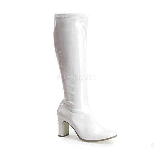 Stretch-Stiefel weiss Größe: 43 - http://on-line-kaufen.de/heels-perfect/43-eu-stretch-stiefel-weiss