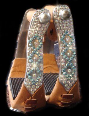bling Stirrups!! Now all I need is a horse!