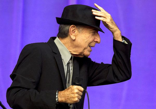 'I'm Your Man,' Leonard Cohen Biography by Sylvie Simmons - NYTimes.com
