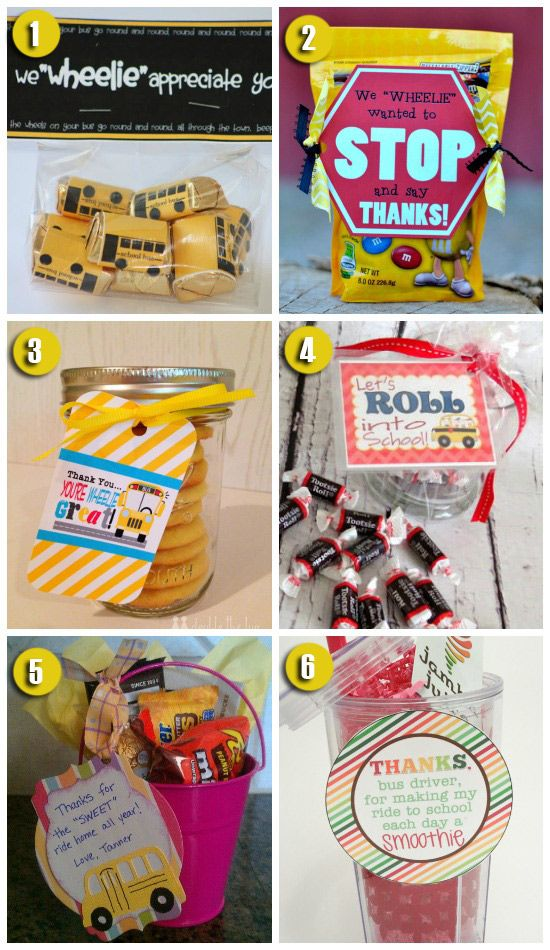 Bus Driver Appreciation Day  Survival Kits For Kids