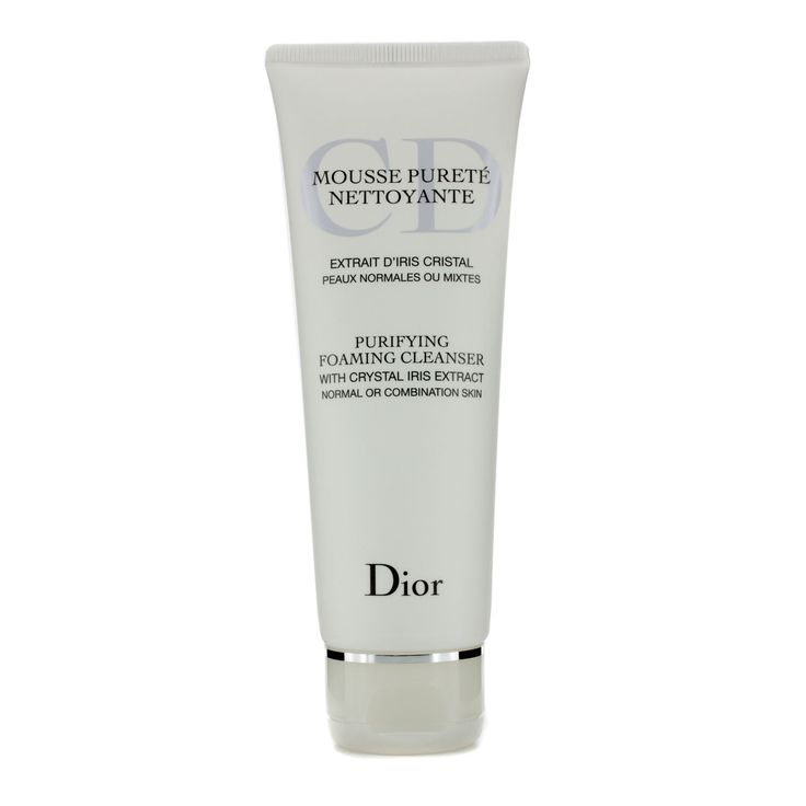 Christian Dior Purifying Foaming Cleanser (Normal / Combination Skin)
