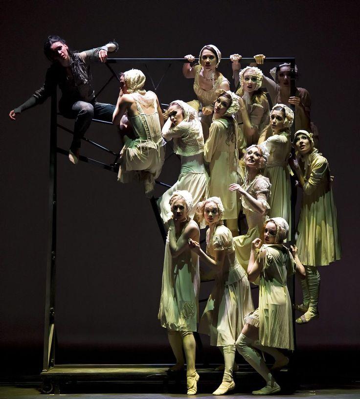 Eifman Ballet in Rodin.                                                                                                                                                      Más