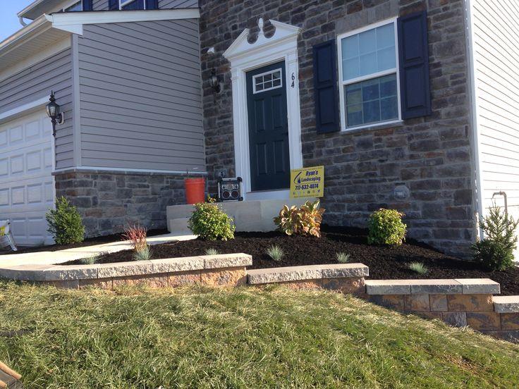 24 best front yard landscape  u0026 hardscape ideas hanover  pa area images on pinterest