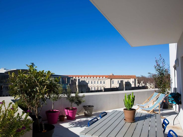 Avignon apartment rental