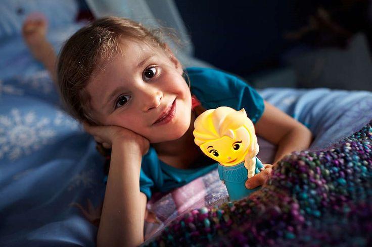Philips Disney SoftPal Frozen Elsa 71768/03/16 : Oświetlenie dziecięce : Sklep internetowy Elektromag Lighting #kids