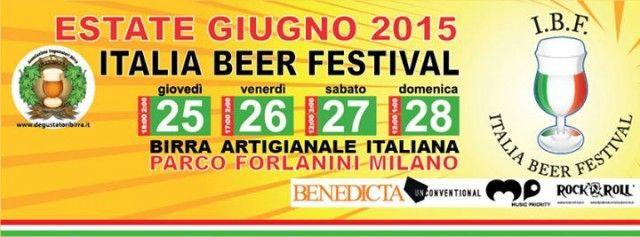 #IBF #ItaliaBeerFestival 2015 #Milano - Edizione Estiva http://www.facciadamalto.it/evento/italia-beer-festival-2015-milano/