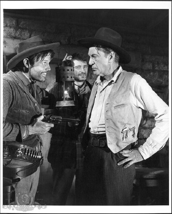 best great character actors images movie stars  still of gary cooper and jack lord in man of the west 1958 plus