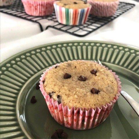 Este Muffin parece um sonho, não tem açúcar, é low carb, não tem glúten e nem lactose, mas é uma delícia!! Vem aprender a fazer!!!