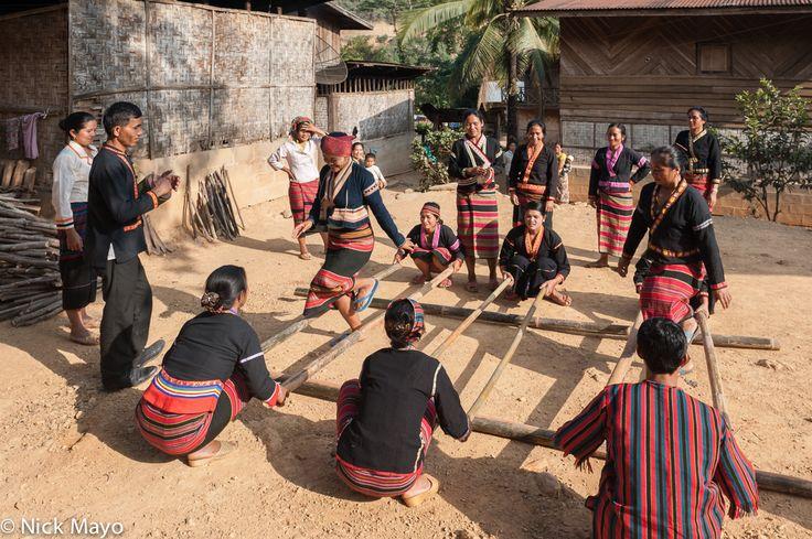 Akha Pixor Woman : Boun Yo, Phongsali, Laos (2013) : Nick Mayo Photography