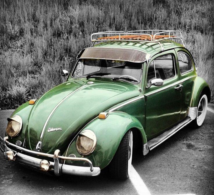 VW Beetle | Car Top Carrier