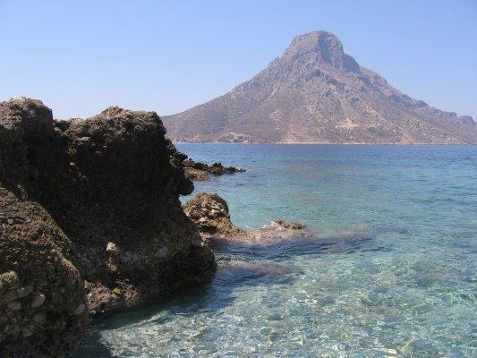 Our private beach in Kalymnos, Greece...my second home