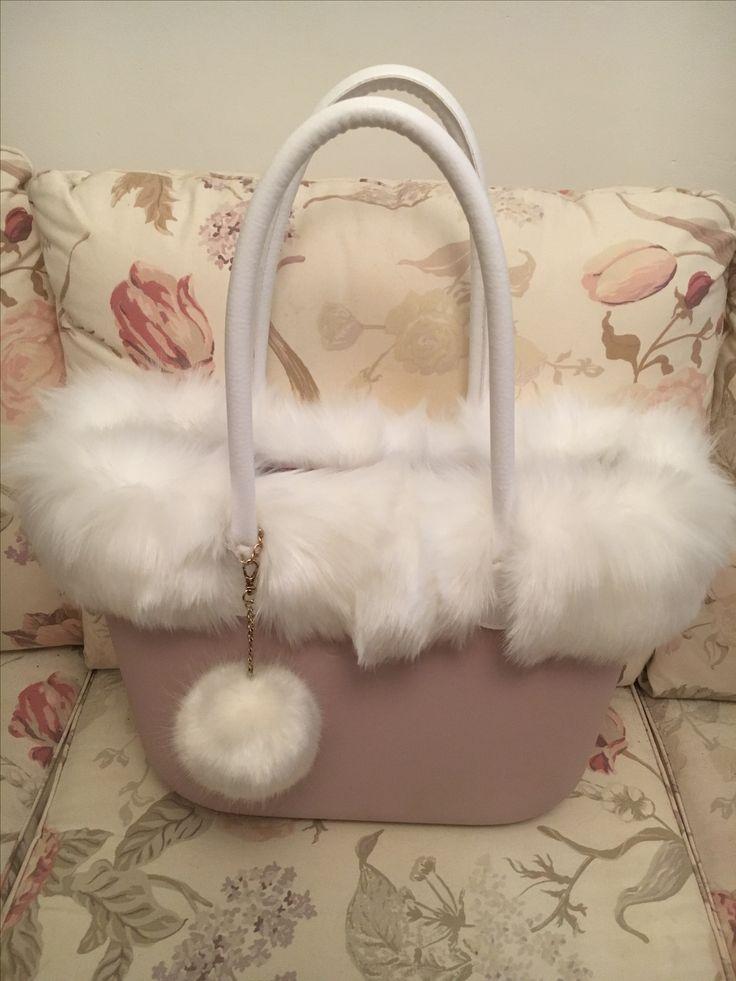 O bag smoke rosa