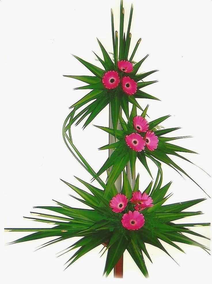93 besten blumenschmuck bilder auf pinterest art floral. Black Bedroom Furniture Sets. Home Design Ideas
