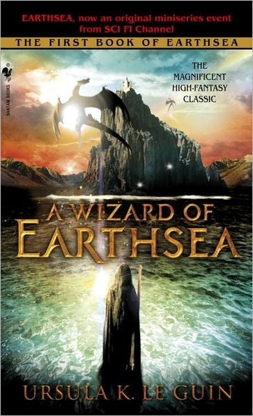 """Ursula K. Le Guin's 1968 classic fantasy A Wizard of Earthsea, a coming-of-age tale about a boy destined to become the greatest sorcerer in the world, has been heralded as one of the most pedagogical and beautifully written children's novels ever penned.""  So well written that it does not read like a children's novel.  Don't stop with this one..."