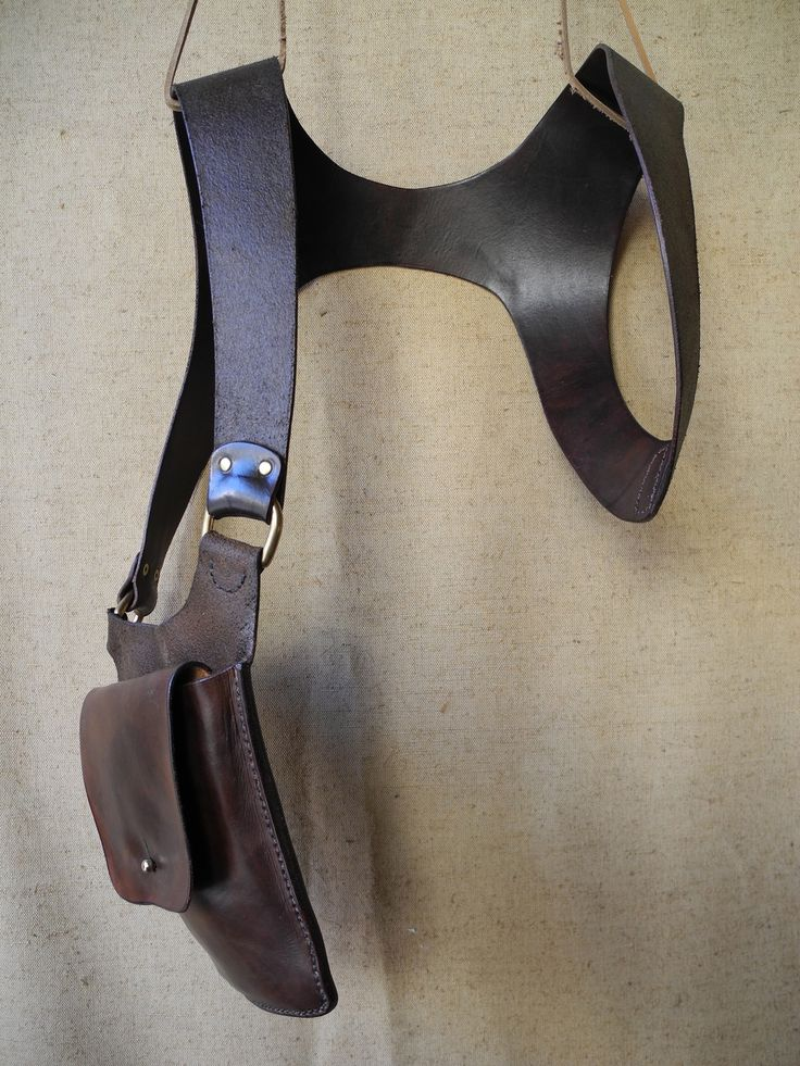 a.b.k Leather Craft Great for guys for festival season. Missing that time of year.