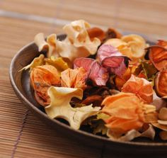 Homemade Potpourri 101: {How-To}