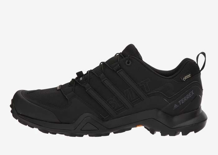 Allergia inimicarsi verdetto  adidas Terrex Swift R2 GTX Triple Black Sale $70 #Adidas, #ShoeDeals  #SneakerDeals, #TrailShoes | Adidas sneakers, Sneakers, Adidas