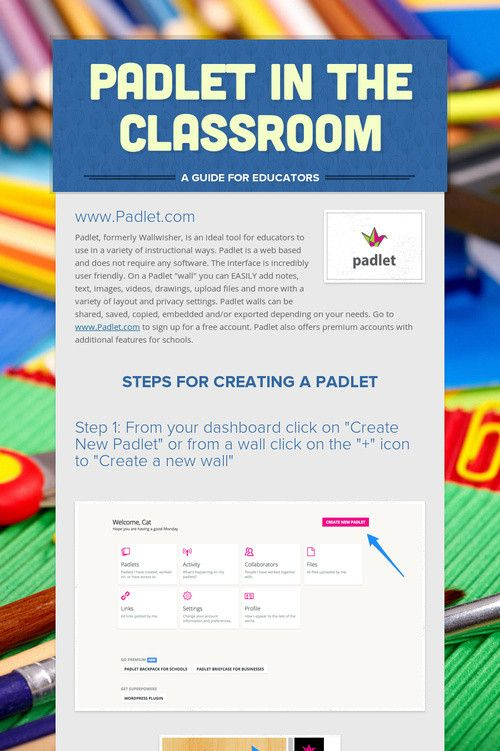 Padlet. Interactive board that all students can post on simultaneously. Good for…