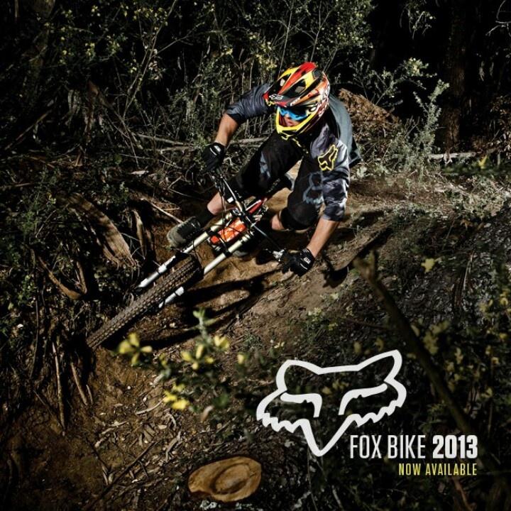 FOX BIKE 2013 Bike, Mountain biking, Ad design