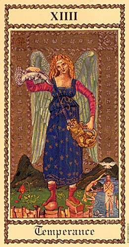 17 Best Images About Art...Tarot Cards On Pinterest