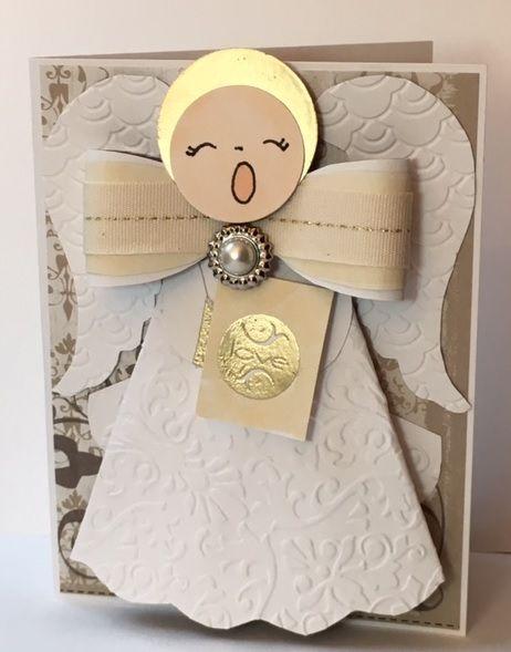 Splitcoaststampers FOOGallery - FF16annsforte3 Christmas Angel