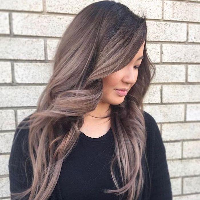 Welche Haarfarbe Passt Zu Mir Tipps Ideen Und Viele Bilder Zum Vergleichen Haarfarben Haarfarben Ideen Brauntone Haare
