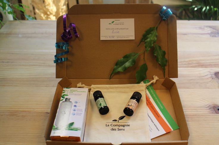 Une box comprenant un diffuseur USB petit et pratique ainsi que deux huiles essentielles pour lutter contre les microbes et le stress ! un cadeau idéal à faire pour soi ou à partager à ses proches ! #box #diffusionnomade #diffuseurUSB