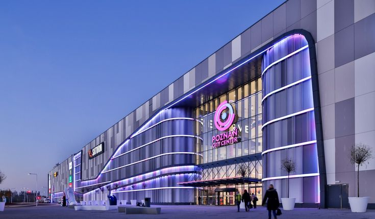 Integrated Transportation Center and Poznań City Center- Concept Design   Bose International Planning and Architecture