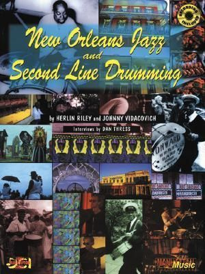 This-book-CD-traces-the-evolution-of-New-Orleans-jazz-and-second-line-drumming-from-the-early-styles-of-ragtime-and-traditional-jazz-to-their-modern-applications-in-contemporary-jazz