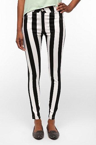 Stripes Pants, Urban Outfitters, Prints Pants, Motel Stripes, Stripes High Ris, Highri Jeans, Jeans Urbanoutfitters, Beetlejuic Pants, High Ris Jeans