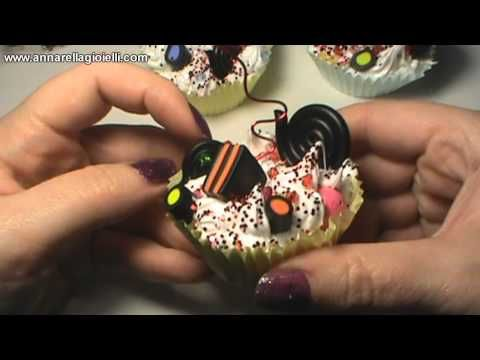 Dolcetti portafoto in fimo | Polymer clay photo holder