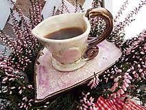 Nádoby -  Picolo šáločka do ružova - 6401980_