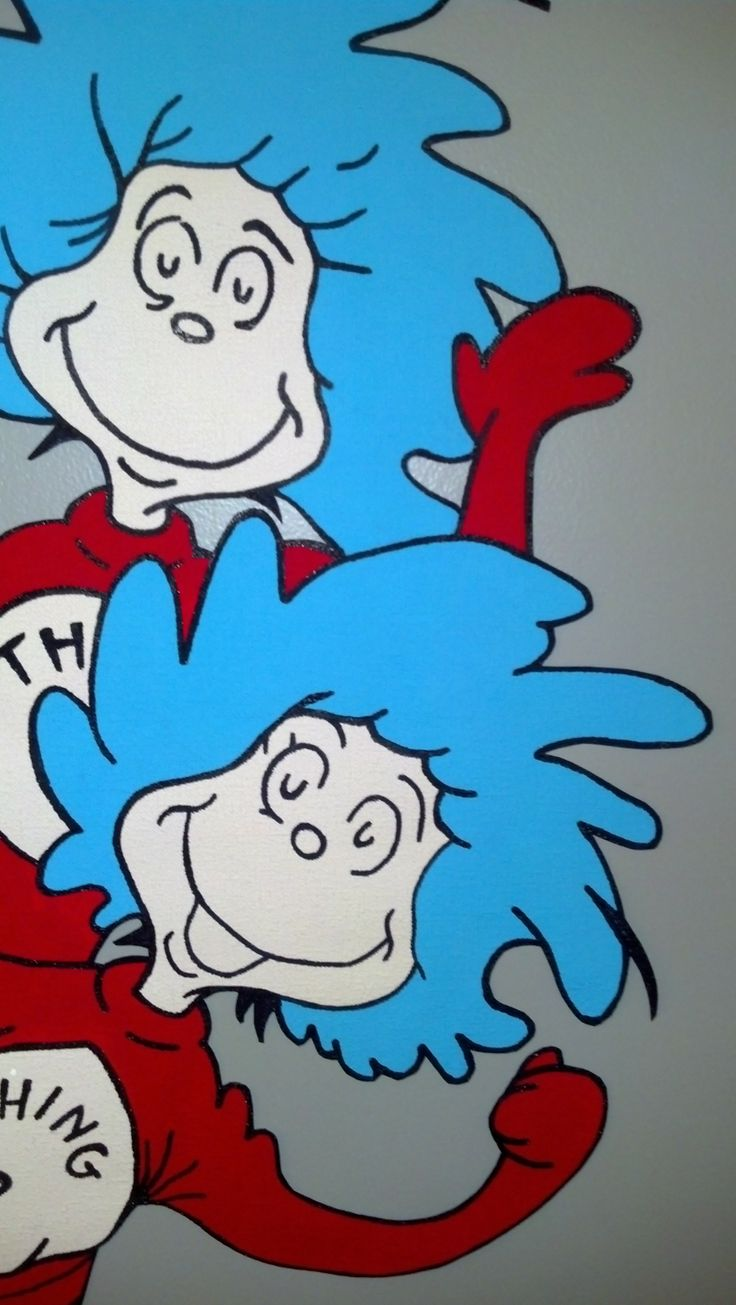 Find this Pin and more on Twins Dr. Seuss big boy room by amylynnroberts3.