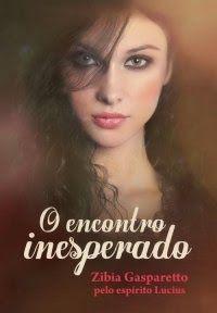 O Encontro Inesperado - Zibia Gasparetto ~ Bebendo Livros