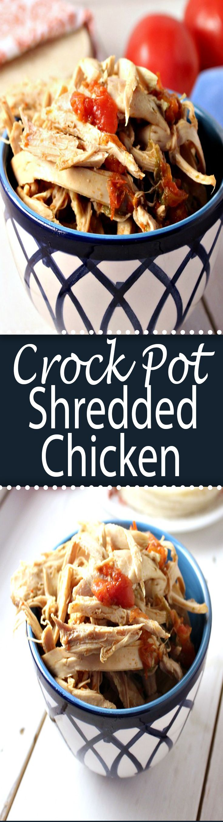 Easy mexican shredded chicken recipes