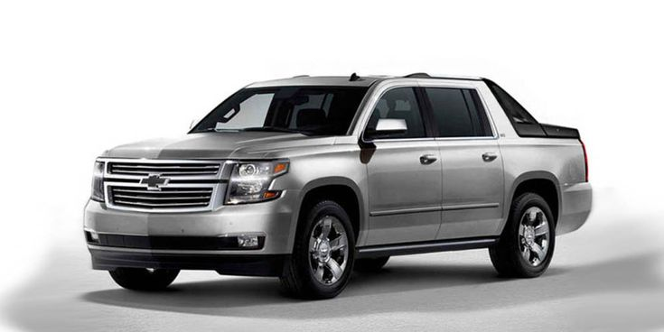 2018 Chevy Avalanche might be the best family pickup - https://carsintrend.com/2018-chevy-avalanche/