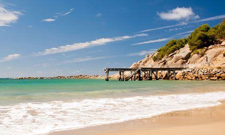 Horseshoe Bay near Victor Harbour, Fleurieu Peninsula, South Australia