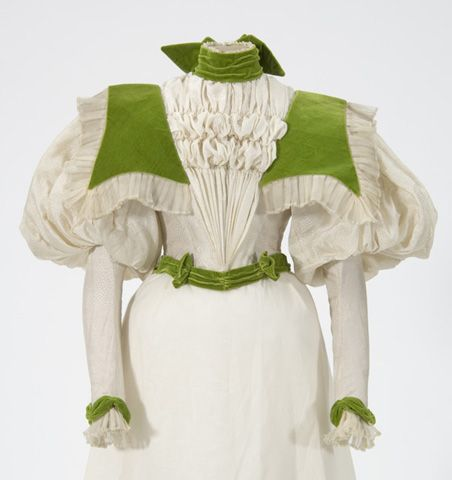 Bodice, 1895-97 From the MINNESOTA HISTORICAL SOCIETY