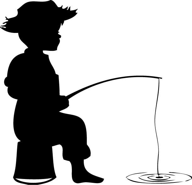 Hook Hunting Clipart