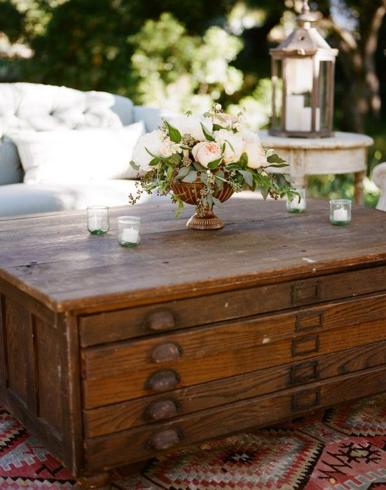 Rustic Trunk Coffee Table Woodworking Projects Amp Plans